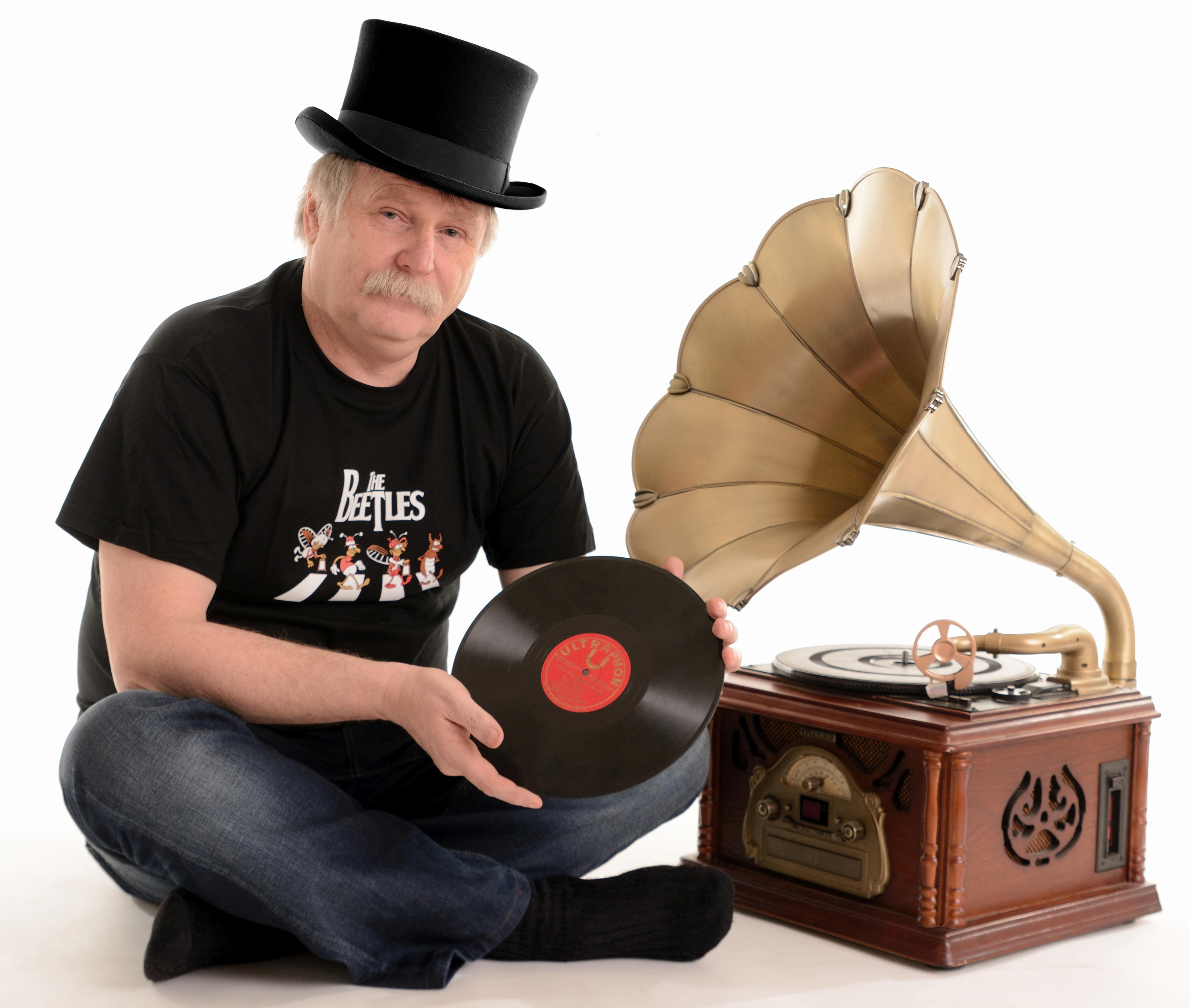 DJ František Mareš